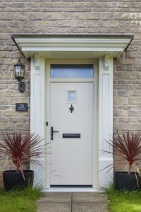 High Security Composite Front Door